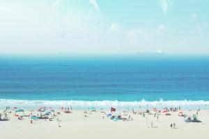 Spring Break Beach